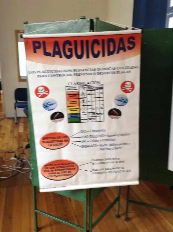 Bolivia pesticid