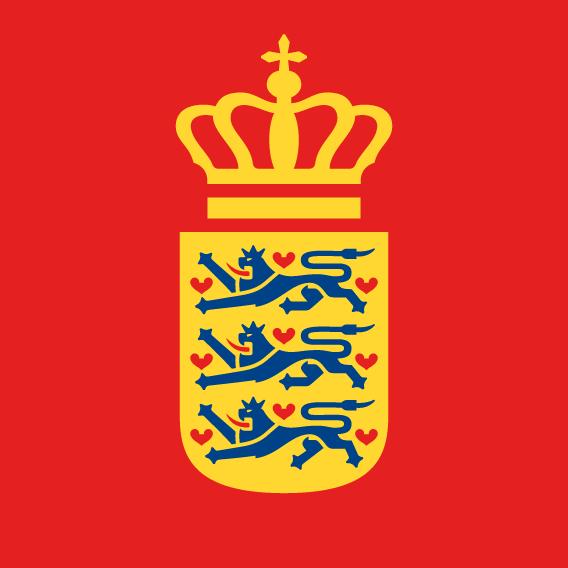 Udenrigsministeriets sponsor logo